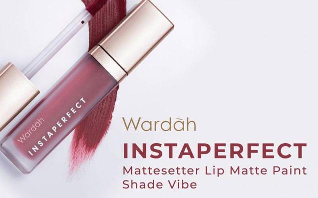 Instaperfect Mattesetter Lip Matte Paint shade Hype