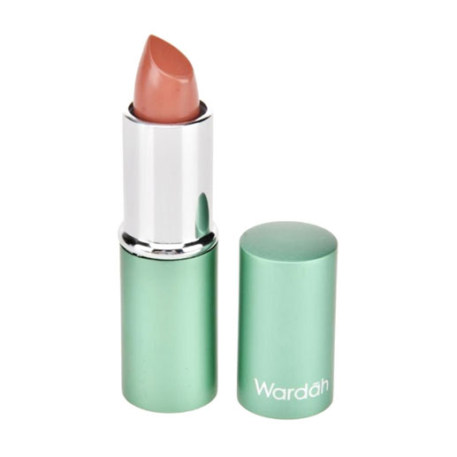 Wardah Exclusive Lipstick – Peach Brown No 37