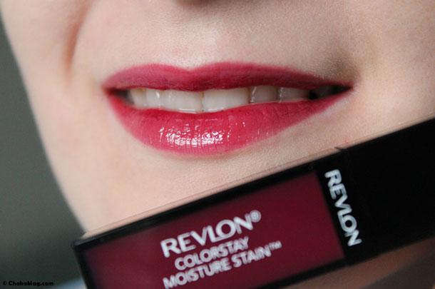 Revlon Colorstay Moisture Stain, shade Parisian Passion