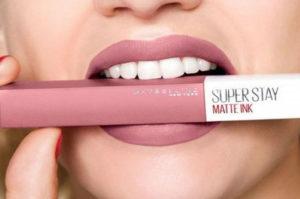 Warna Lipstik Maybelline yang Cocok untuk Bibir Hitam