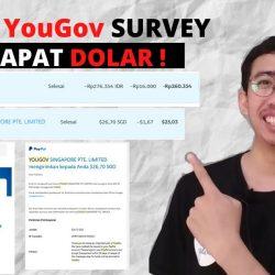 YouGov Penghasil Uang